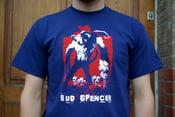 Image of Tshirt BUD SPENCER navy blue