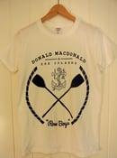 "Image of ""Row Boys"" T-shirt - White"