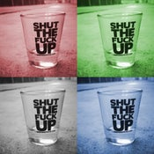Image of 5SF set of 4 shot glasses