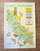 Image of Living California Map