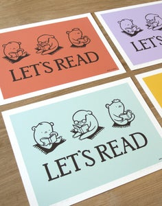 Image of Let's Read (Limited Edition)
