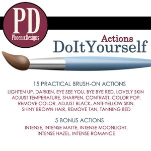 Image of Do It Yourself Action Collection