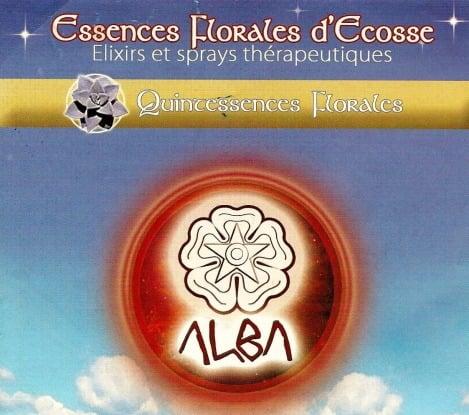 """Image of Essences Florales Alba: """"Guérir du passé"""""""