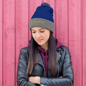 Image of I Can't Think Without My Cap Beanie