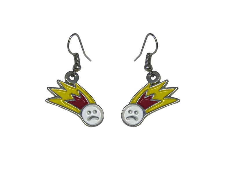 Image of Aretes Asteroide // Asteroid Earrings