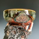 Image 1 of Earth Lovers Pedestal Bowl