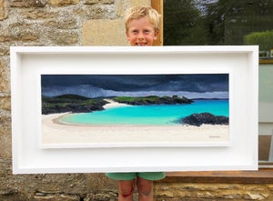 Image of Clachtoll panorama giclee print