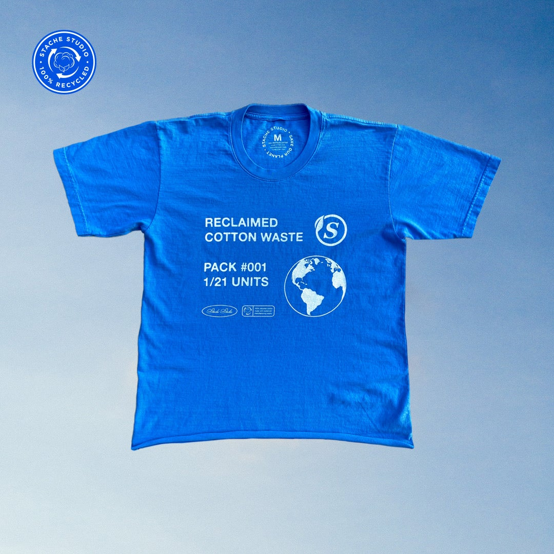Image of Reclaimed Cotton Tee