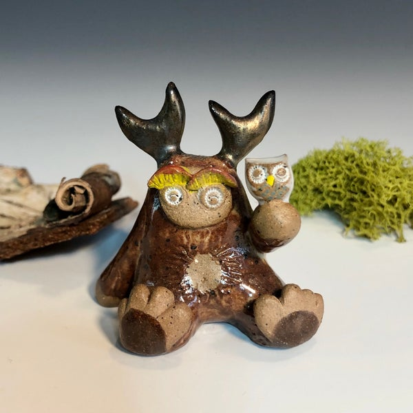 Image of Mossnor & Owl
