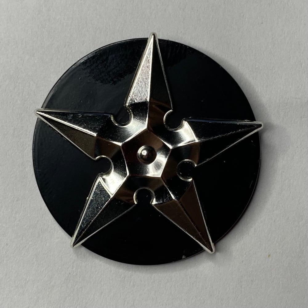 Nina Star Spinning Pin