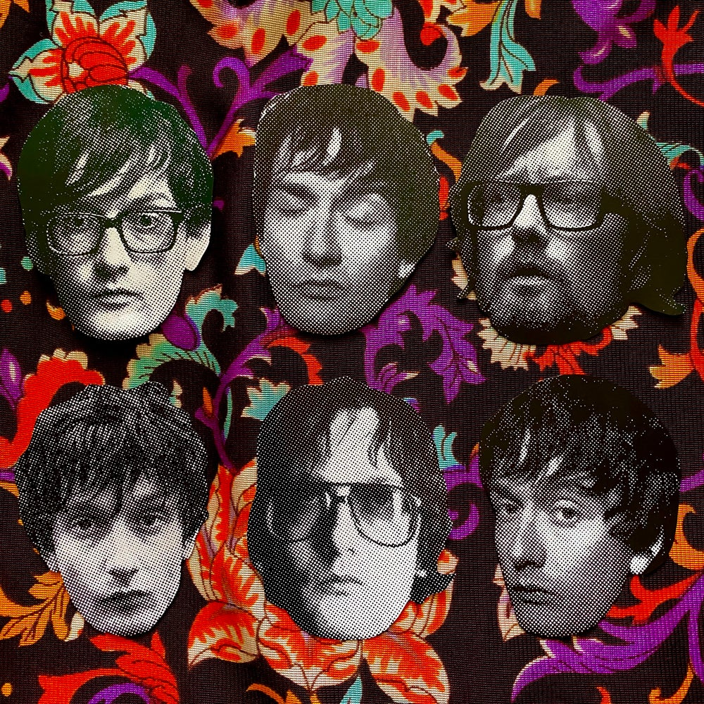 Image of Jarvis Cocker sticker pack