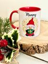 Christmas Gnome Mug