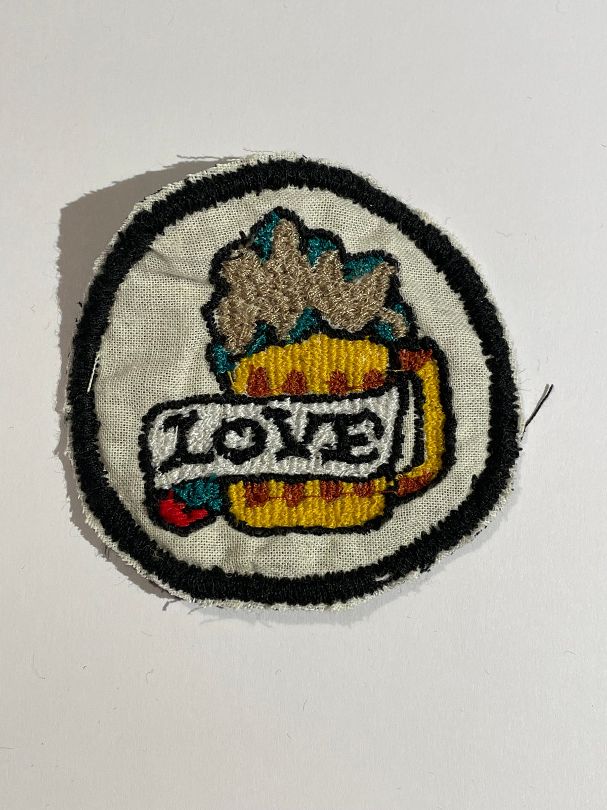 Image of Beer patch. 2