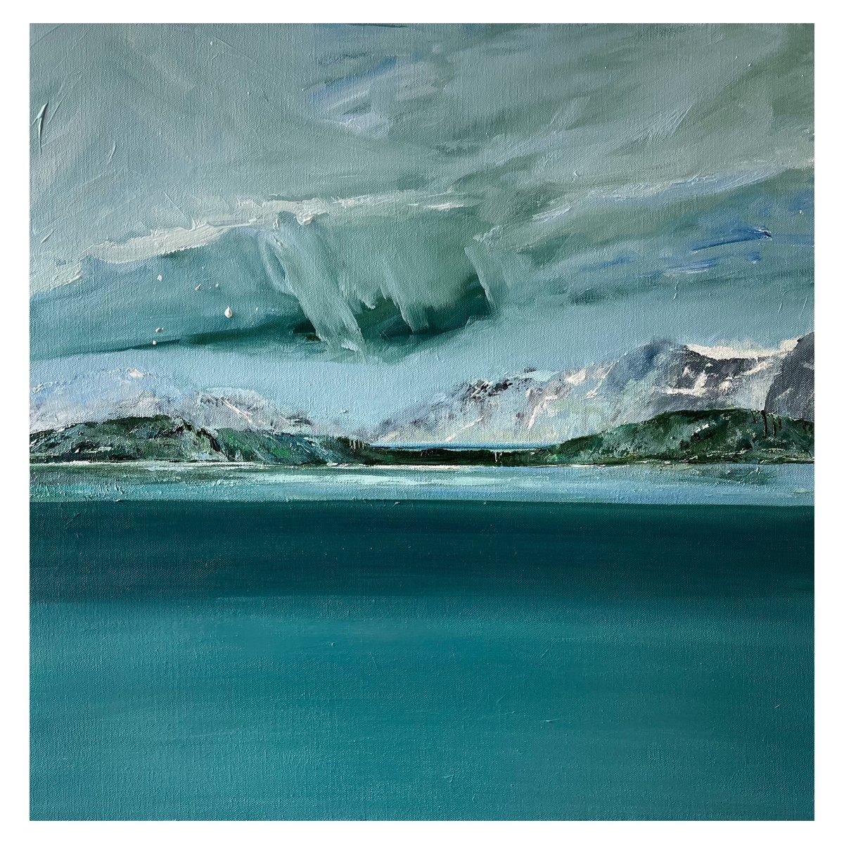 Image of 'Scandinavia' 2021 oil on canvas