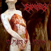 Image of Sculptures of Laceration CD