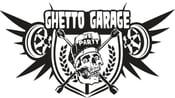 Image of Ghetto Garage Crest Sticker