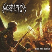 "Image of Mortificy - ""Burn & Suffer"" - CD"