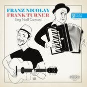 """Image of Double Exposure Vol 1. - Franz Nicolay & Frank Turner 7"""""""