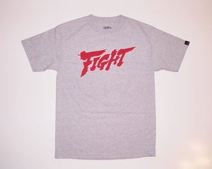Image of FIGHT-Gray