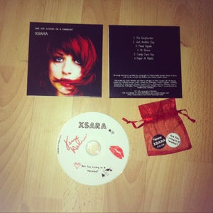 Image of Signed E.P CD with FREE gift & P&P