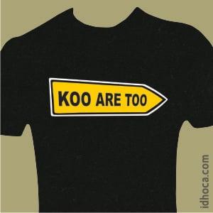 Image of Cuartu - Koo are too