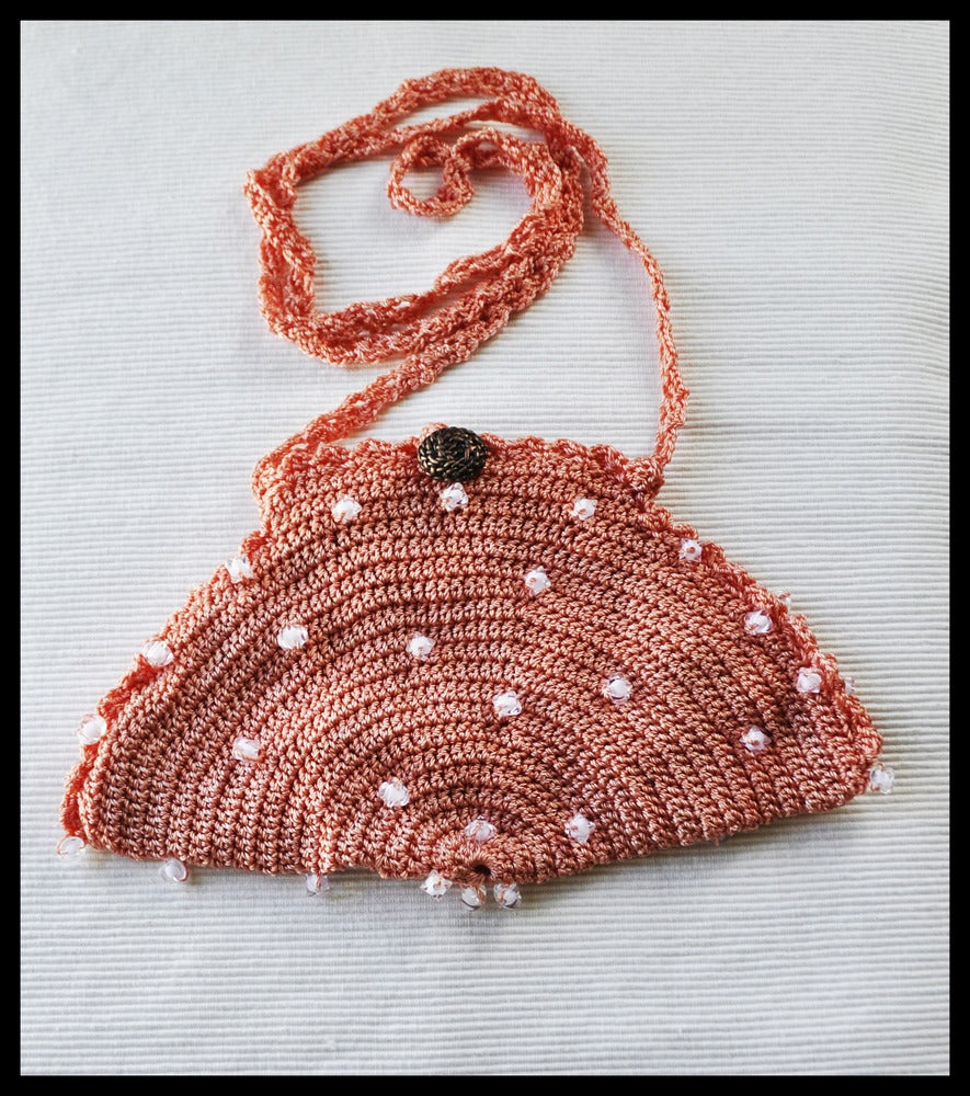 Image of Crochet Bag by Mermaid Design