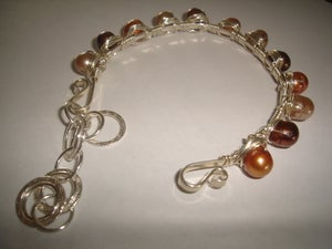 Image of Egg Basket Bracelet