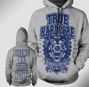 "Image of True Hardcore ""Search & Destroy"" pullover hoodie"