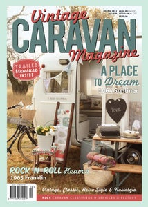 Image of Issue 9 Vintage Caravan Magazine