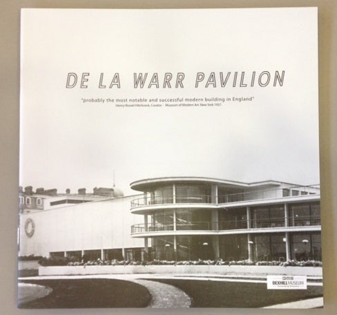 Image of De La Warr Pavilion: A Short History by Graham Whitham