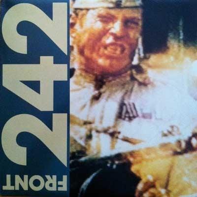 Wax Trax Records Front 242 Politics Of Presure 12