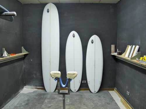 Image of TABLA SURF PETA SURFBOARDS MODELO HUEVO
