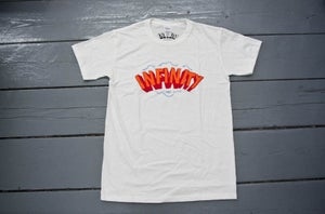 Image of Tagged tee (white)