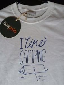 Image of I like Camping