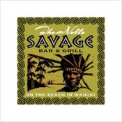 "Image of ""THE NOBLE SAVAGE"" Serigraph"