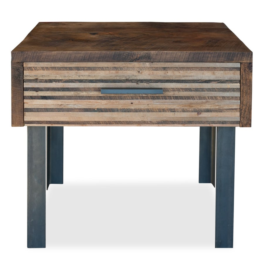 Image of Lake Tahoe End Table