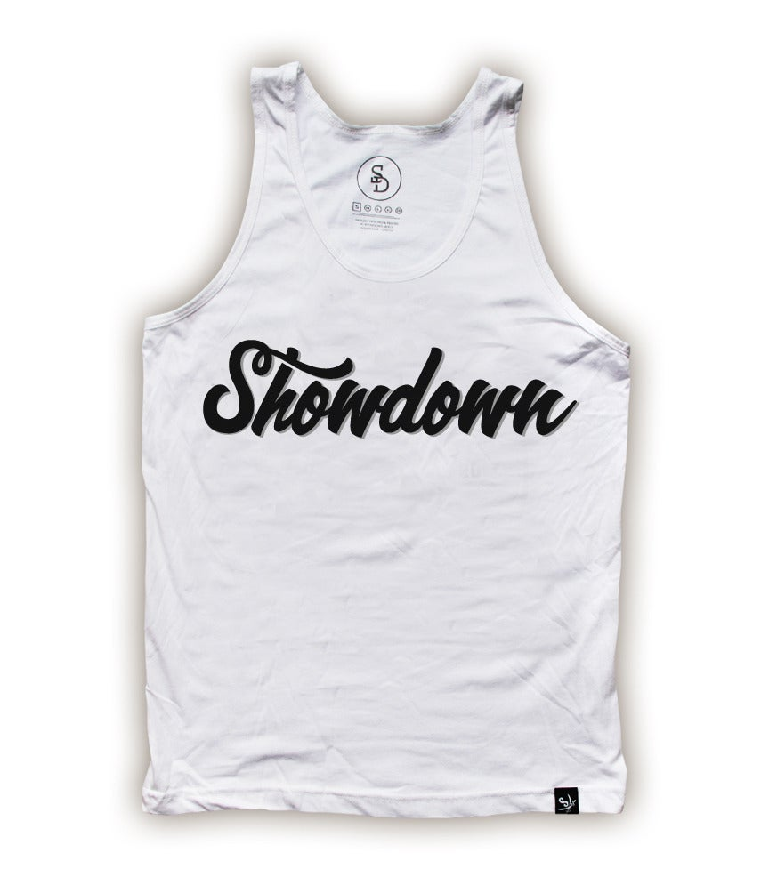Image of Signature White Tank