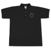 APOKRISIS // Misanthropy - Limited edition embroidered polo shirt
