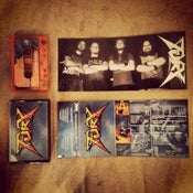 Image of Fury - The Complete Recordings Tape (unsigned)