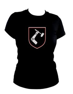Image of Hammersmith Girly Logo Tee