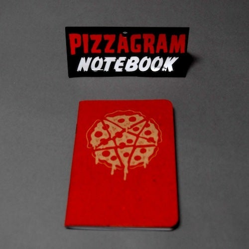 Image of Pizzagram Notebook