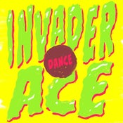 "Image of MBR004 - INVADER ACE - DANCE / LOVE 12"" LP"