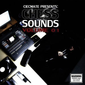 "Image of CIECMATE PRESENTS: ""Chess Sounds Volume 01"" CD"