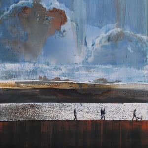 Image of Changing Weather, Camel Estuary