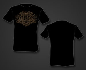 "Image of ""Ecstasy of God"" - Shirt black"