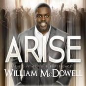 Image of William McDowell - Arise