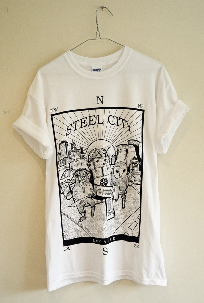 Image of Steel City (White)