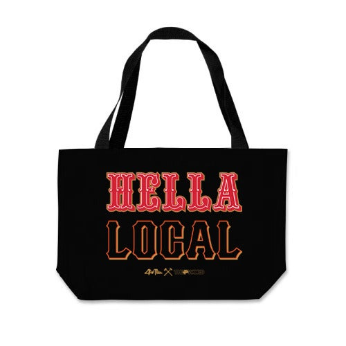Image of Hella Local Totebag
