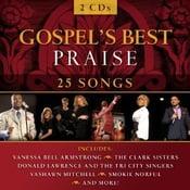 Image of Gospel's Best Praise 25 Songs