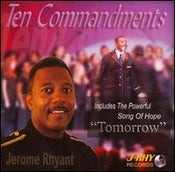 Image of Jerome Rhyant - Thank You Lord